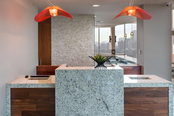 聖地牙哥維塔庫拉 Hyatt Place 酒店 - 聖地牙哥 - 聖地亞哥 - 櫃檯