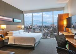 Hyatt Place Santiago/Vitacura - Santiago - Phòng ngủ