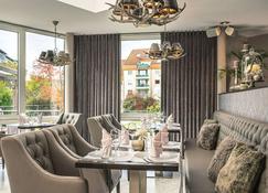 Best Western Victor's Residenz-Hotel Rodenhof - Saarbrücken - Restaurant