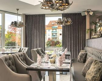 Best Western Victor's Residenz-Hotel Rodenhof - Saarbruecken - Restaurant