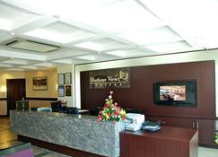 Harbour View Suites - Dar Es Salaam - Front desk