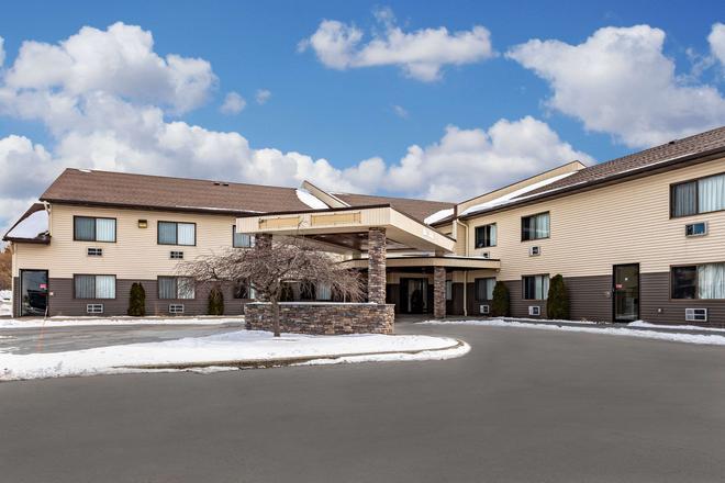 Econo Lodge - Ithaca - Edificio