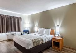 Econo Lodge - Ithaca - Bedroom