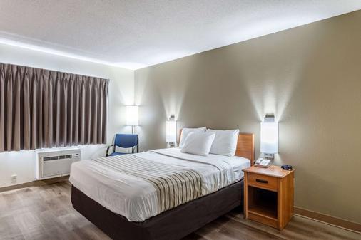 Econo Lodge - Ithaca - Makuuhuone