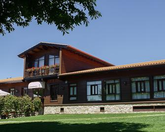 Hotel Complejo La Cabana - Lugo - Building