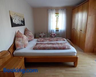 Ferienwohnung 'Am Alten Berg' Goßmannsdorf - Ochsenfurt - Bedroom