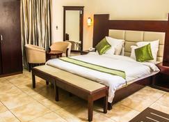 Mika Hotel, Kabulonga - Lusaka - Bedroom