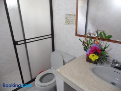 Playa de Oro Lodge - Mutis - Bathroom