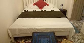 Rooftop Hostel - Marrakesh - Camera da letto