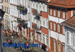 Hotel am Kornmarkt - Heidelberg - Outdoors view
