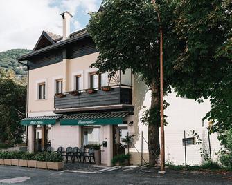 Hotel Nilde - Scanno - Edificio