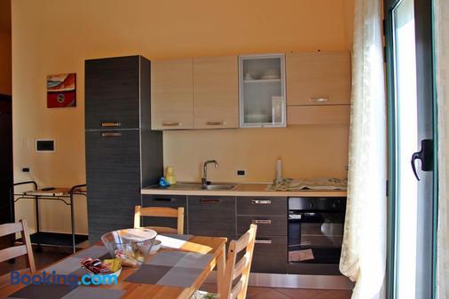 Agriturismo Azzurra Biricchina - Riva Ligure - Kitchen