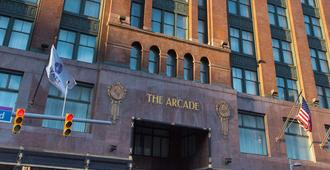 Hyatt Regency Cleveland at The Arcade - Cleveland - Bâtiment