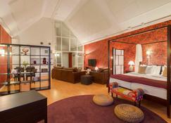 Hotell Fyrislund - Uppsala - Phòng ngủ