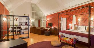 Hotell Fyrislund - Uppsala - Camera da letto