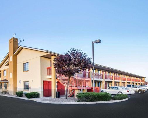 Quality Inn Holbrook - Holbrook - Gebäude