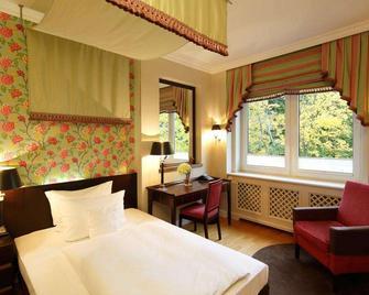Romantik Hotel Kieler Kaufmann - Kiel - Soveværelse