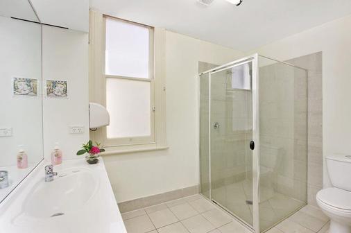 Cambridge Lodge - Sydney - Phòng tắm