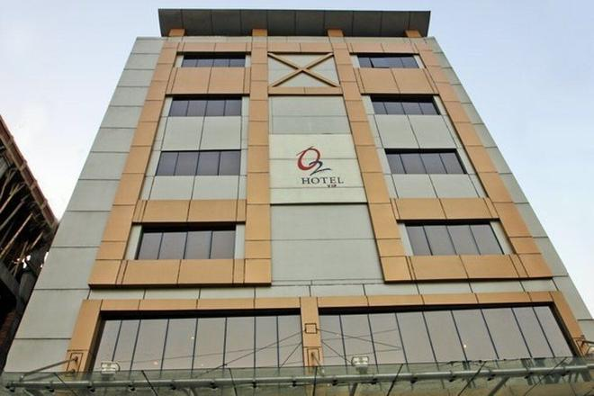 Hotel O2 Vip - Calcuta - Edificio