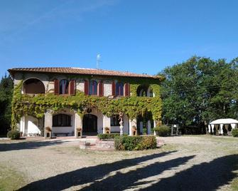 Villa Albertina - Montespertoli - Building