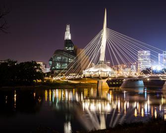 Holiday Inn Winnipeg-South - Winnipeg - Outdoors view