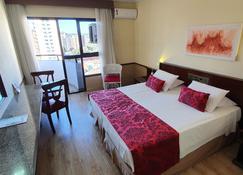 Dan Inn Cambui - Campinas - Bedroom