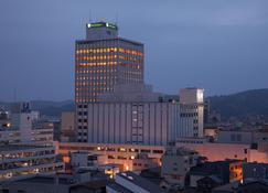 Holiday Inn Ana Kanazawa Sky - Канадзава - Building