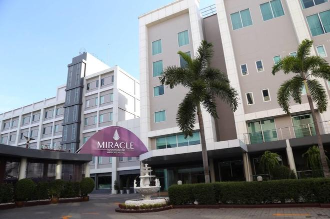 Miracle Suvarnabhumi Airport - Mueang Samut Prakan - Edificio