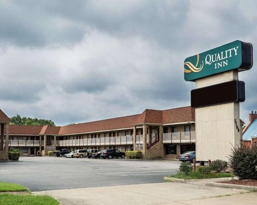 Quality Inn Little Creek - Virginia Beach - Rakennus