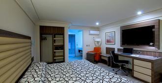 Econo Express Hotel - Mexico City - Bedroom