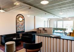 Kyriad Nuits-Saint-Georges - Nuits-Saint-Georges - Lounge
