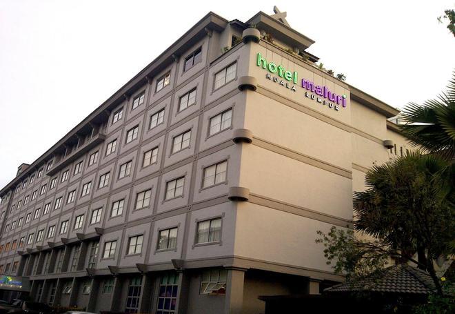 Hotel Maluri - Kuala Lumpur - Rakennus