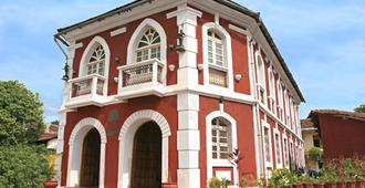 Welcomheritage Panjim Inn - Panaji - Edificio