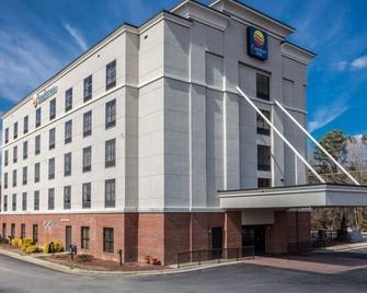 Comfort Inn & Suites - Lumberton - Building