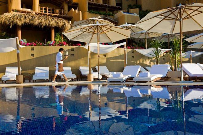 伊斯塔帕嘉佩樂飯店 - 伊斯塔帕 - 游泳池