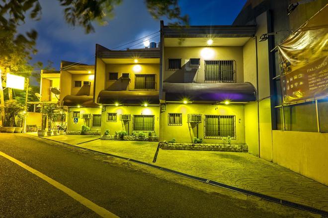 Palazzo Pensionne - Cebu - Rakennus