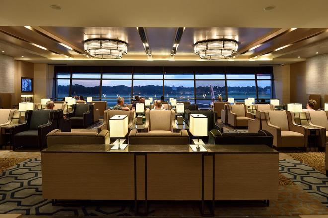 Aerotel Transit Hotel, Terminal 1 - Singapore - Restaurant