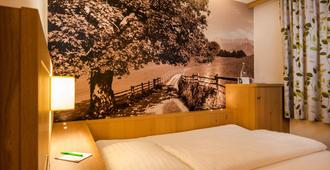 Hotel Grüner Baum - Zell am See - Camera da letto