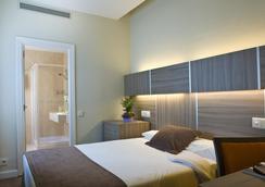 Hotel Aa Serrano By Silken - Madrid - Bedroom