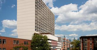 Sheraton Philadelphia University City Hotel - Filadelfia - Edificio