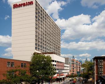 Sheraton Philadelphia University City Hotel - Philadelphia - Building