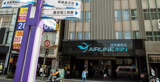 Airline Inn - Kaohsiung Station - Kaohsiung - Edificio