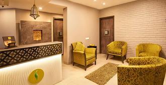 The Shalimar Hotel - מומבאי - לובי