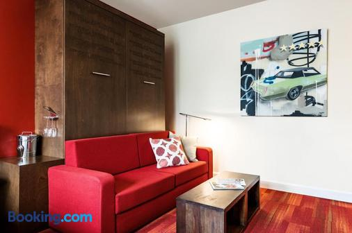 C3 - Hotel Art De Vivre - Thành phố Quebec - Phòng khách