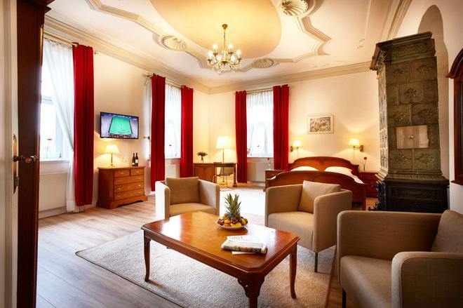 Hotel Pelli Hof Rendsburg By Tulip Inn - Rendsburg - Sala de estar