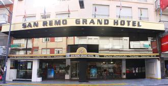San Remo Grand Hotel - Mar del Plata - Building