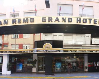 San Remo Grand Hotel - Mar del Plata - Κτίριο