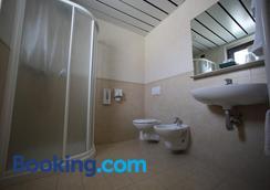 Hotel Fioroni - Bellagio - Μπάνιο