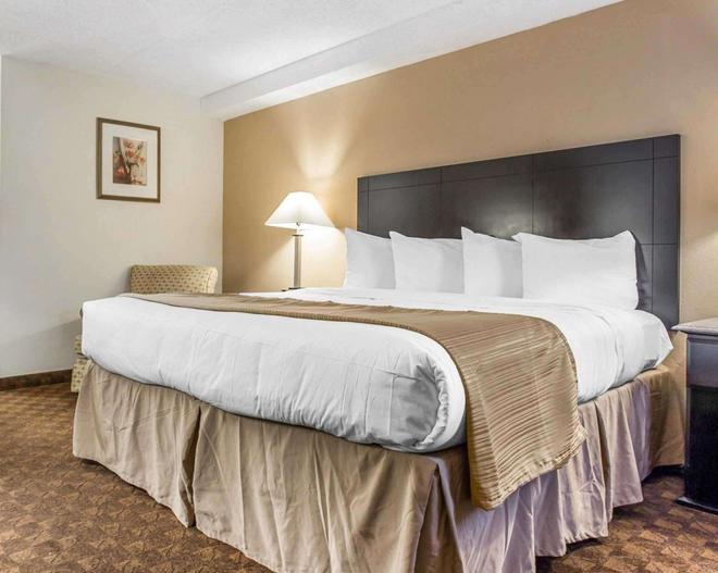 競技場品質套房酒店 - 格林斯波羅 - 格林斯伯勒(北卡羅來納州) - 臥室