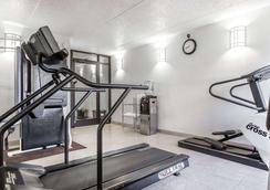 Quality Inn & Suites Coliseum - Greensboro - Gym